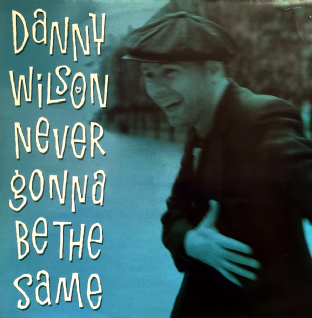 "Danny Wilson - Never Gonna Be The Same (12"") (G/VG+)"